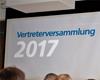 Vertreterversammlung in Haßfurt