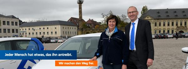 Spende VRmobil Würzburg